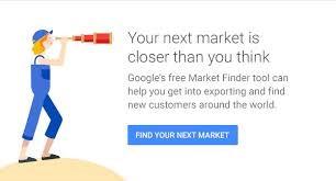Google Market Finder