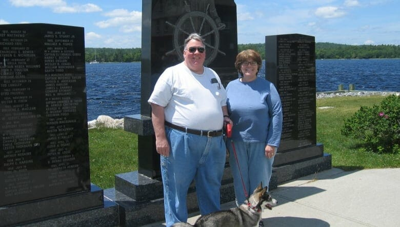 American couple who retired in Nova Scotia leave $4.8M to local hospital