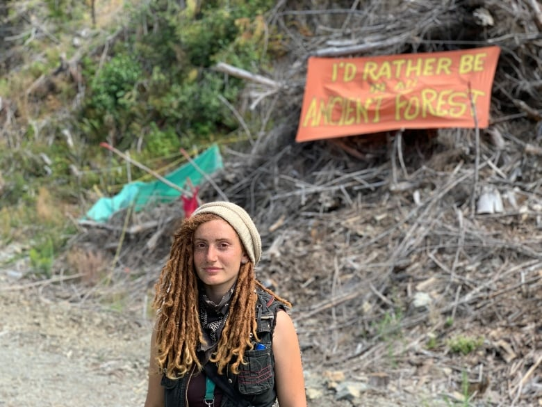 Arrests on the rise at protests against old-growth logging on southern Vancouver Island