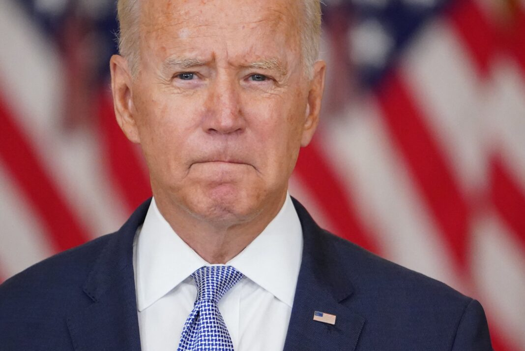 President Joe Biden and other top U.S Official Surprised By Rapid Taliban Takeover In Afghanistan