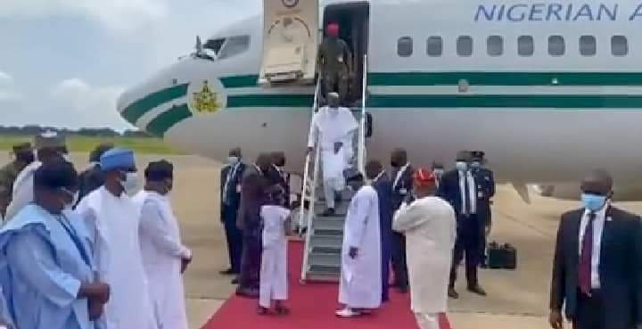 Buhari describes Adamawa people as reliable, trustworthy From His visits To Yola,