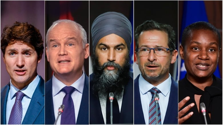 Canada is headed for a federal election on Sept. 20