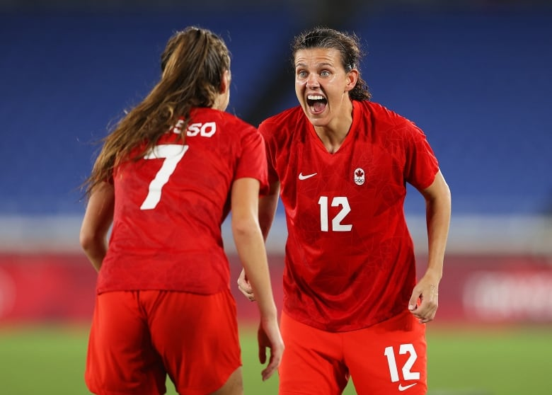 Canadian women's soccer team delivers thrilling Olympic gold-medal victory over Sweden