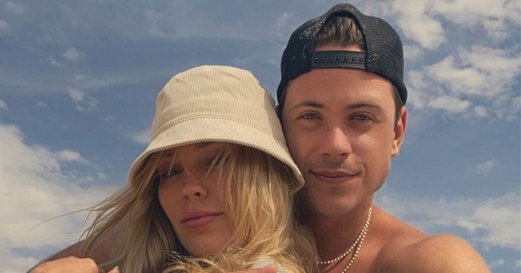 Cassie Randolph and Boyfriend Brighton Reinhardt's Relationship On Point