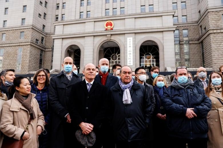 Chinese court upholds death penalty for Canadian prisoner Robert Schellenberg