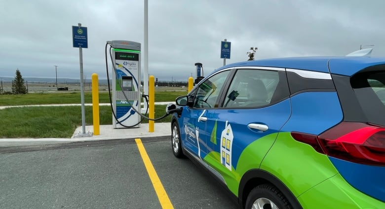 Completion of 1st fast-charging network 'just the beginning' for electric car owners in N.L.