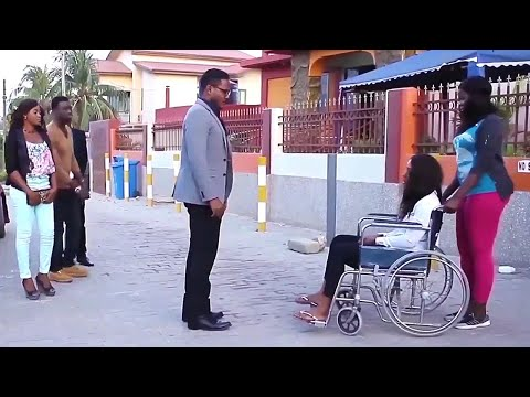 D Billionaire Boss Lady Pretended To Be Crippled Just 2 Knw Who Will Truly Love Her - Nigerian Movie