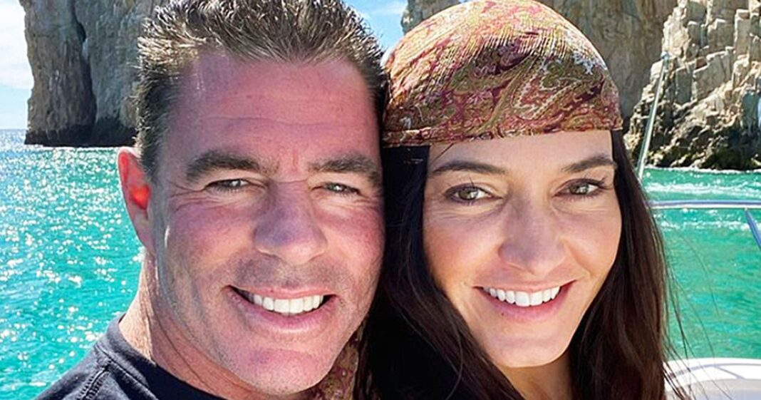 The Engaged! Relive Jim Edmonds' Relationship With Fiancee Kortnie O'Connor