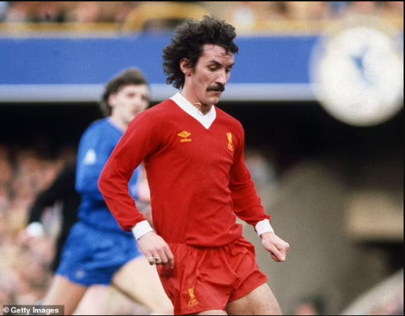 Ex-Liverpool star Terry McDermott becomes the latest football legend to be diagnosed with dementia