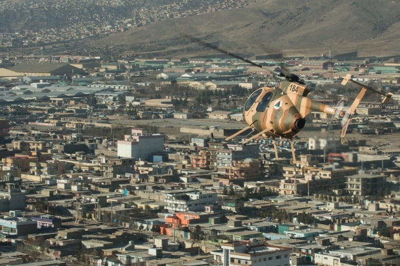 Former Afghan Air Force pilots plead with Canada for rescue after daring escape