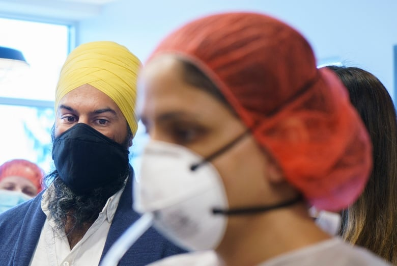 How do Canada's political parties plan to prepare the country for future pandemics?