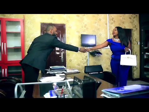 I Didn't Knw D Pretty Girl That Came Looking 4 A Job Is D New Billionaire Boss Lady - NIGERIAN MOVIE