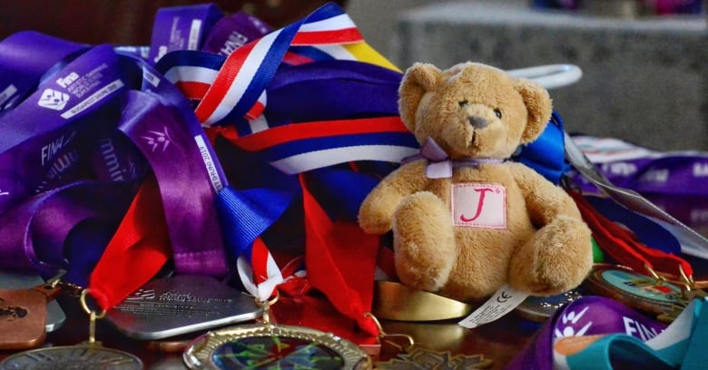 It's hard having to cheer from home, not in the stands, says family of Montreal Olympian