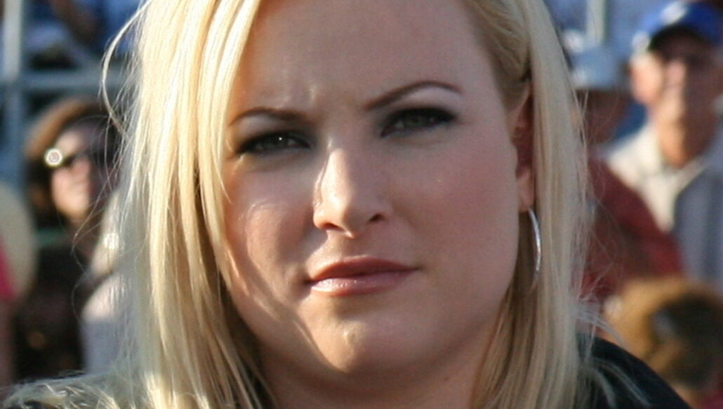 Meghan McCain Fires Back At Mary Trump's Dig. This is What She Said