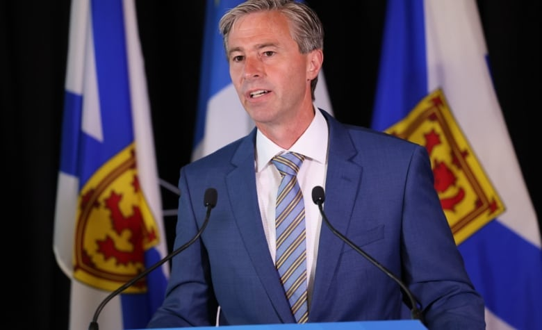 Nova Scotians head to polls today as provincial election race tightens