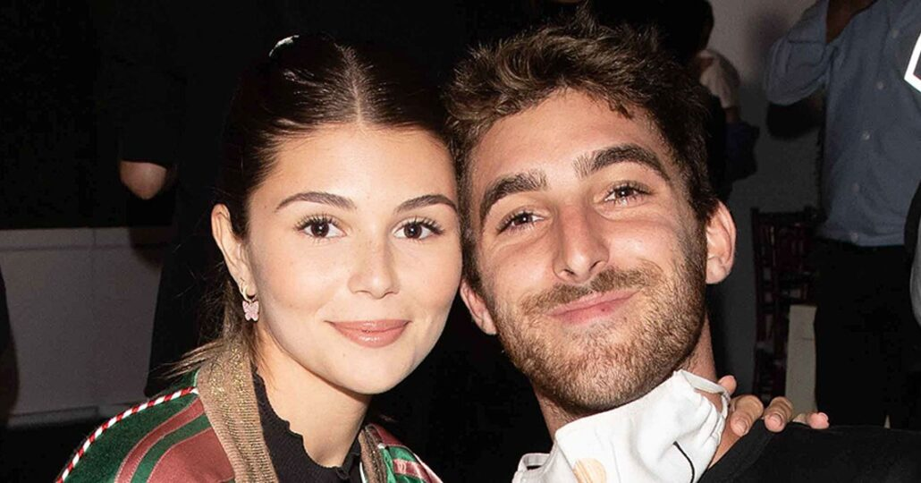 Olivia Jade Giannulli and Jackson Guthy's Relationship History
