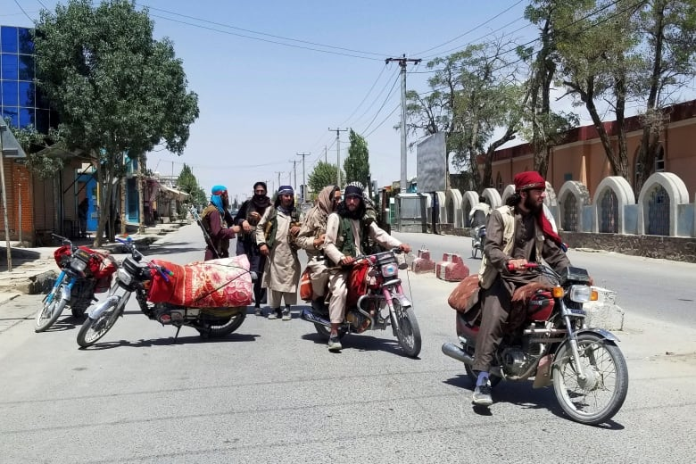 Ottawa expands Afghan resettlement program as Taliban approaches Kabul