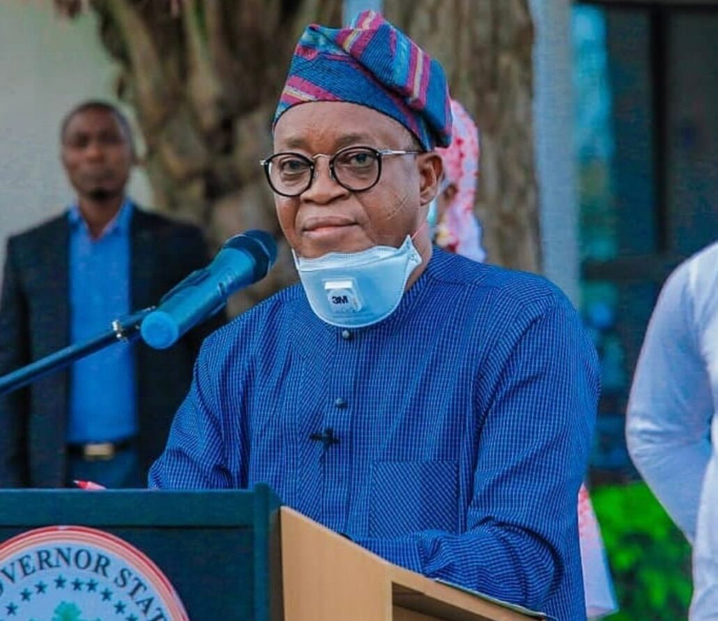Oyetola directs Osun APC to discontinue court case against five caucus leaders
