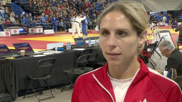 Para judoka Priscilla Gagné named Canada's flag-bearer for Tokyo Paralympics
