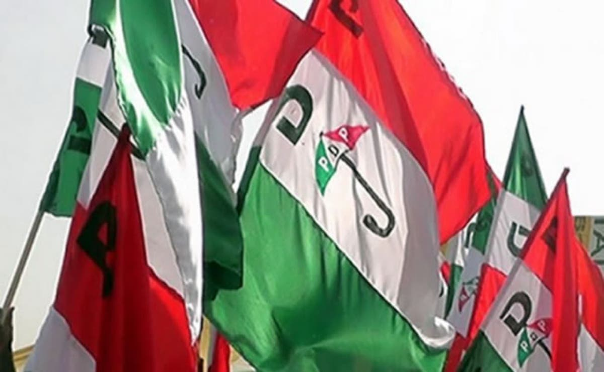 PDP suspends National Working Committee meeting indefinitely