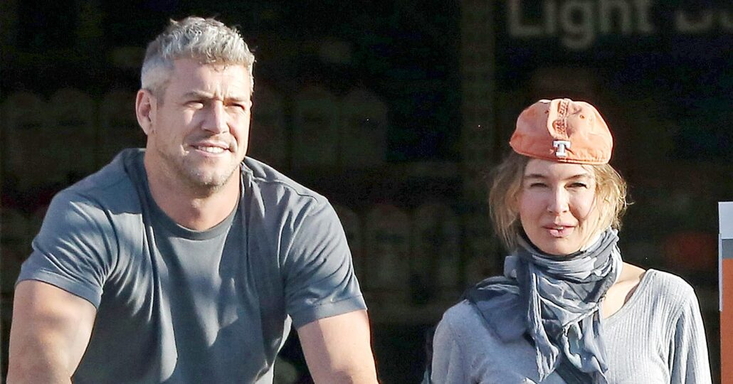 Renee Zellweger and Ant Anstead's Relationship Timeline