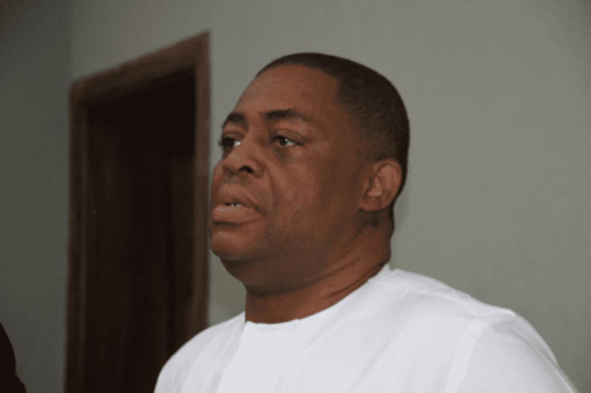 'Shame on you' – Fani-Kayode blasts Zamfara Deputy Gov, for refusing to dump PDP for APC