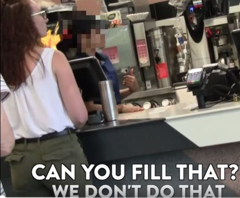 Starbucks reintroduces reusable mugs. Tim Hortons, McDonald's still reject them due to pandemic