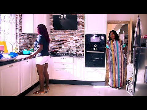 The Shameless Girl That My Son Brought Home As His Fiancé Cannot Cook Anything -NIGERIAN MOVIES 2021
