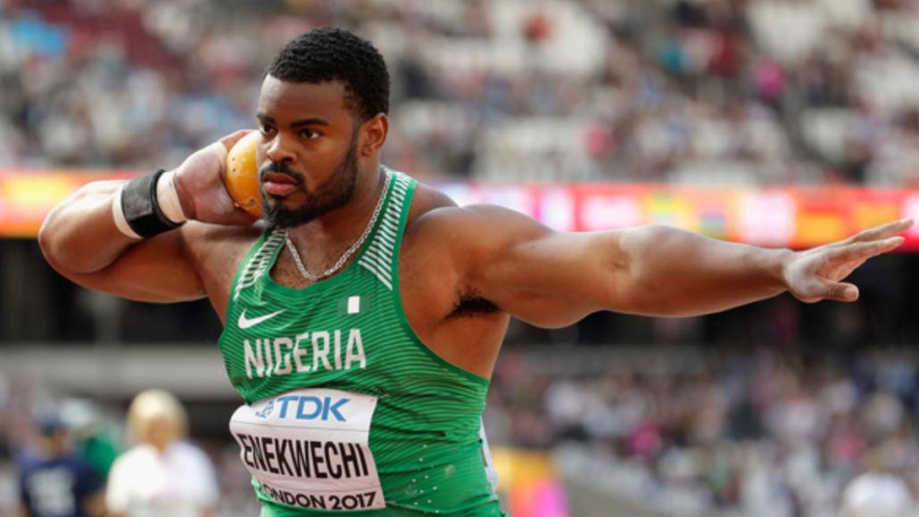 Tokyo Olympics: Nigeria's Enekwechi qualifies for men's shot put final