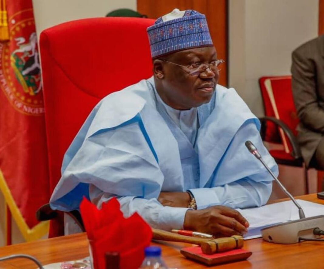 Yobe at 30: 'We pressed for creation of our state to bring development close – Senate President