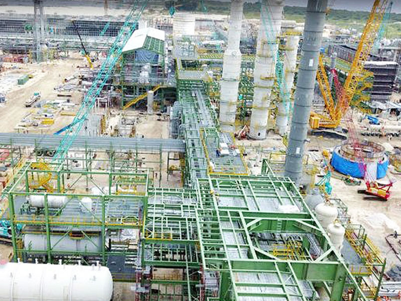 57,000 to Benefit from the work at Dangote Refinery