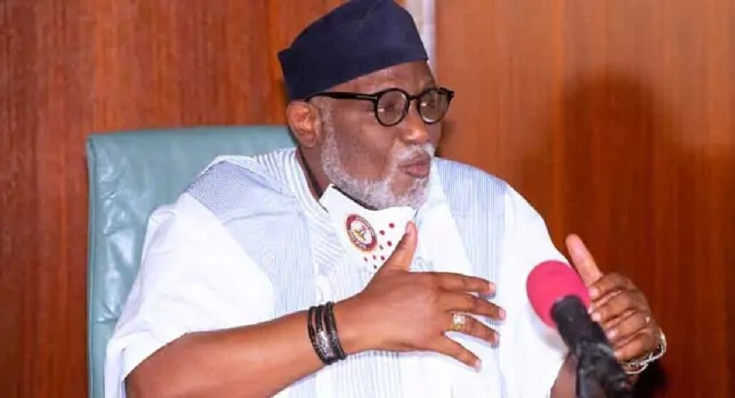 2023: We won't support parties that field Northern presidential candidates – Gov Akeredolu