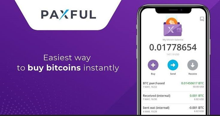 Cryptocurrency paxful