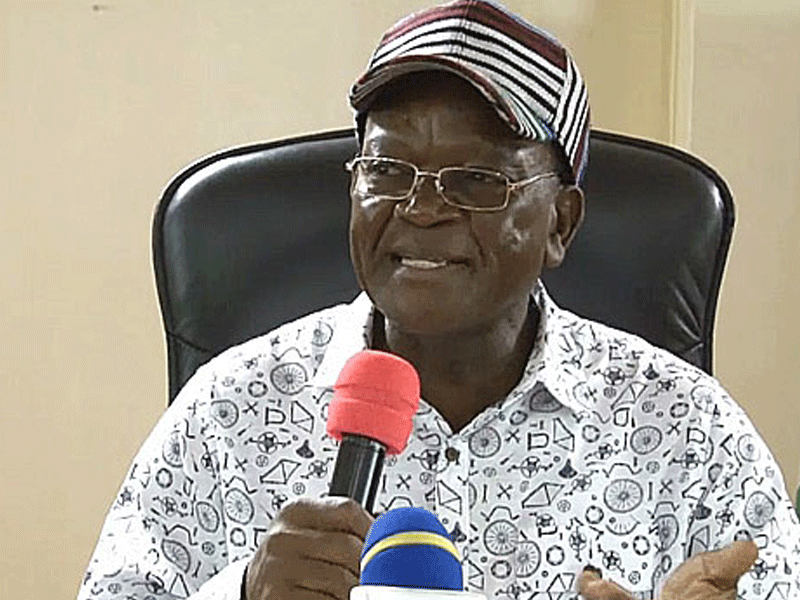 Ex Deputy Governor of CBN, Mailafia Is Dead