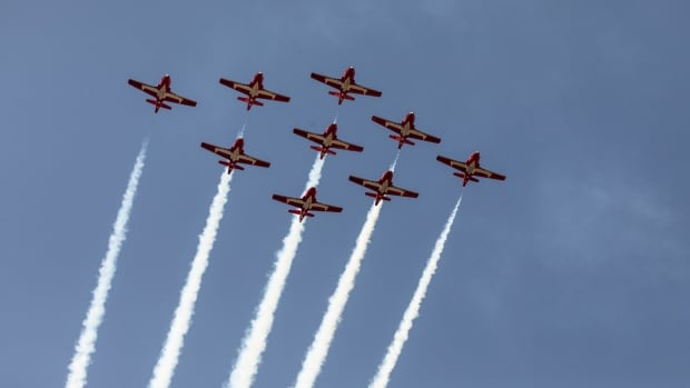 Air shows are back: Catch the Snowbirds in action and other aviation displays here and abroad