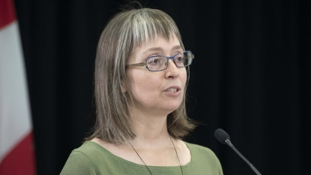 Alberta top doctor says 84% of those who died of COVID-19 not fully vaccinated