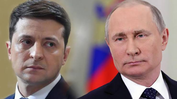 All out-war with Russia is possible – Ukraine's president Zelensky