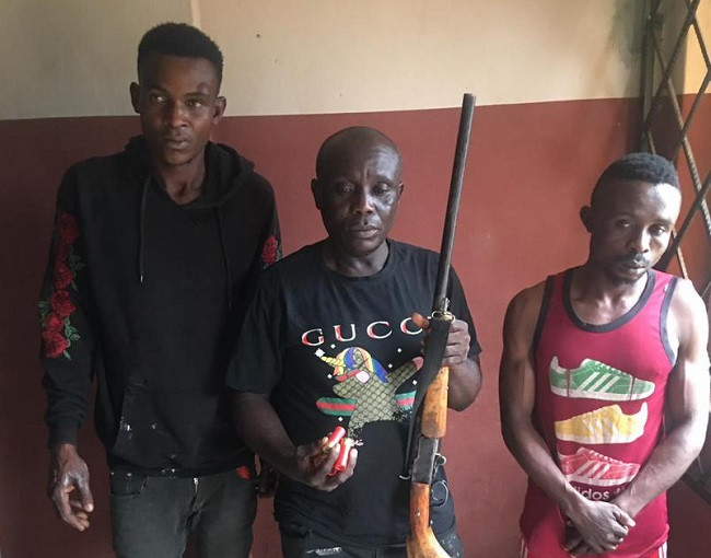 Court remands three suspects over alleged attempt to kidnap family in Edo