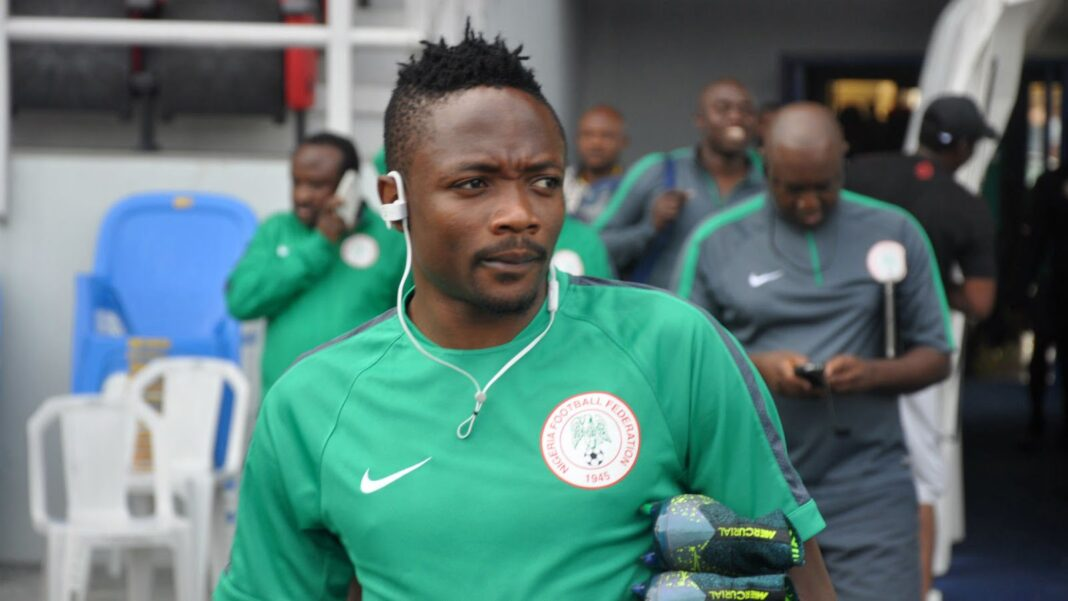 FIFA reduces Ahmed Musa's caps to 98, NFF reacts to mistake