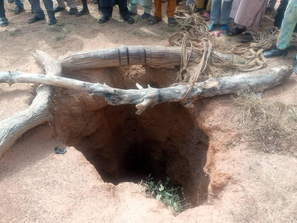 Five-year-old boy drowns in well in Kano