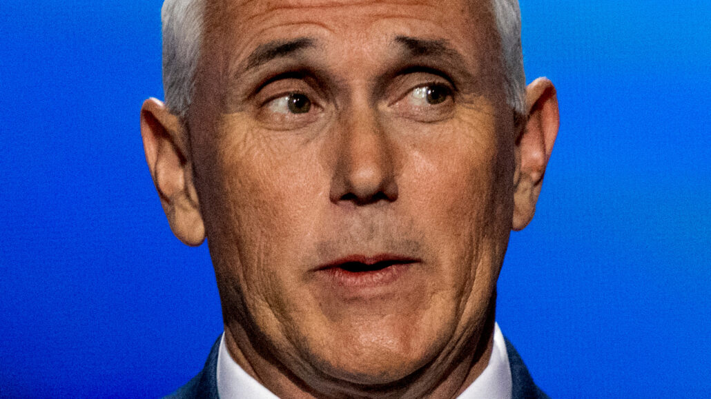 Here's How Mike Pence Could Become Donald Trump's Nemesis In 2024