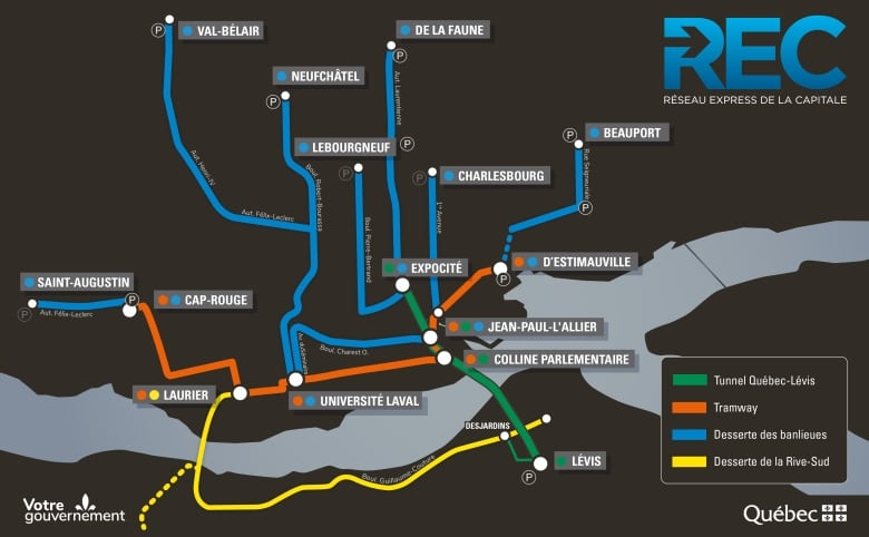 How a $7B tunnel complicates the race for federal candidates in Quebec