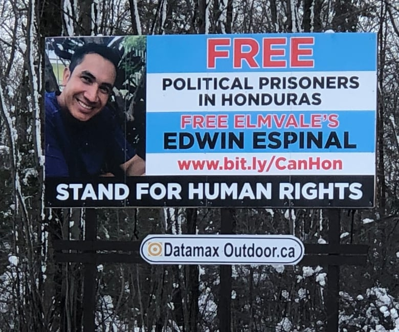 How a rural Ontario town helped free a Honduran human rights activist from prison