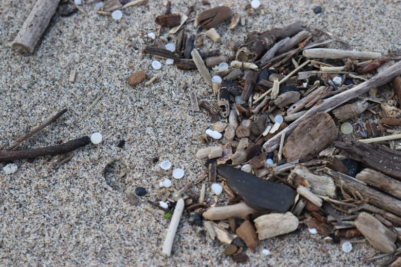 Industrial plastic is spilling into Great Lakes, and no one's regulating it, experts warn