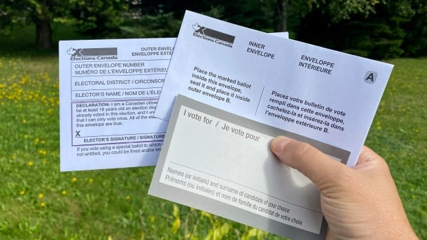 Nearly 1 million Canadians expected to vote by mail as deadline to request ballots looms