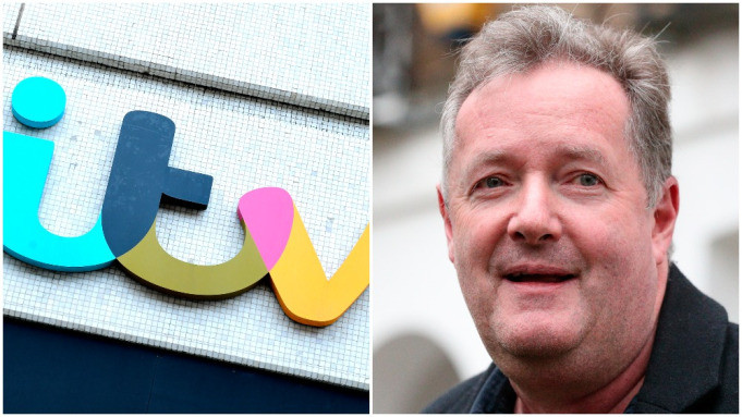 Piers Morgan responds to ITV after the TV station said it won't take him back