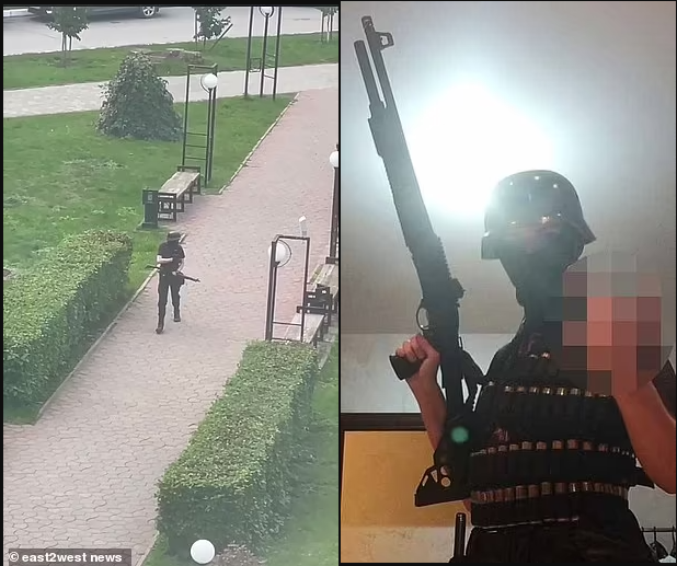 Russia University shooting leaves 8 dead as terrified students leap from windows (photos)