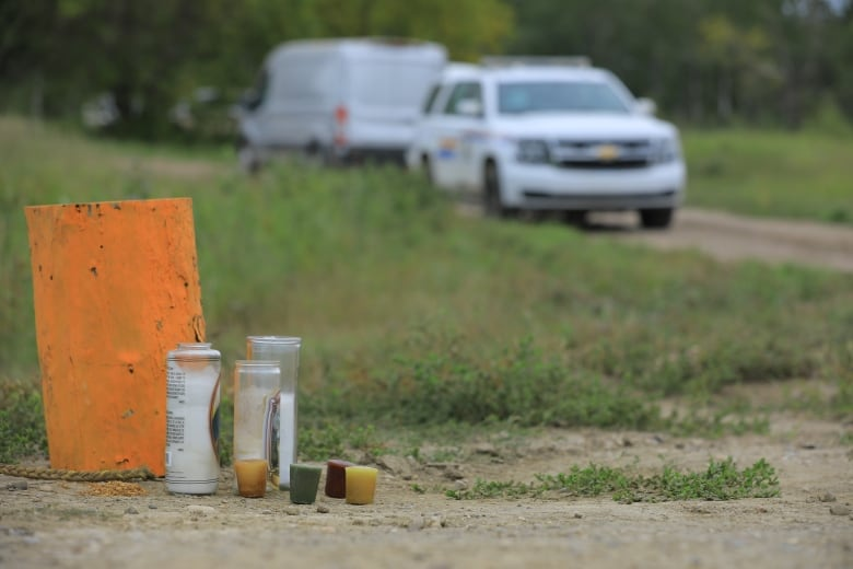 Shooting on Sask. First Nation leaves 2 dead, 1 wounded; RCMP search for suspect