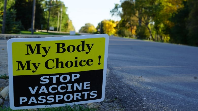 This Manitoba community has a vaccination rate of 24% against COVID-19. Here's why