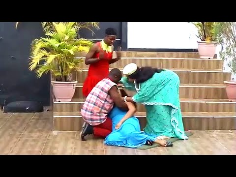 TRUE STORY OF A DYING PRINCESS THAT CAN ONLY BE SAVED BY POOR BLIND VILLAGE BOY-Nigerian Movies 2021